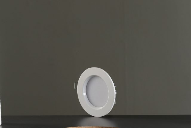 Vackerlite Latt 3 Downlight Spot Sideview