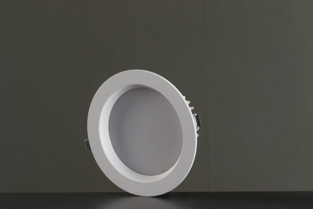 Vackerlite Latt 6 Downlight Spot Sideview